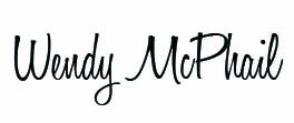 Wendy McPhail Signature